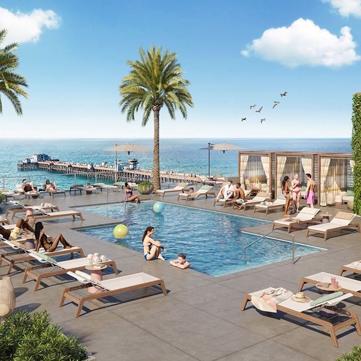 Mission Pacific Hotel and The Seabird Resort Ready for Oceanside Beach Opening