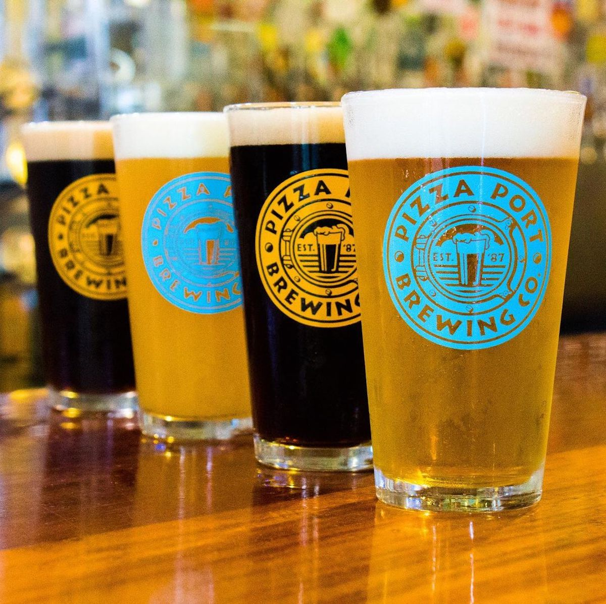 Pizza Port Brewing Co. to Pour Brews in Imperial Beach